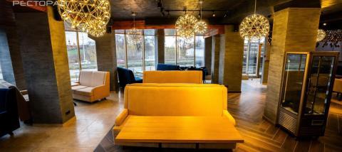 Отель «Комета»: Ресторан